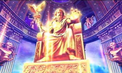 神への領域