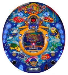 CRAハネ海物語 筐体画像