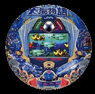 CR大海物語M55 筐体画像