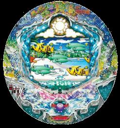 CRスーパー海物語 IN 地中海MTC 筐体画像